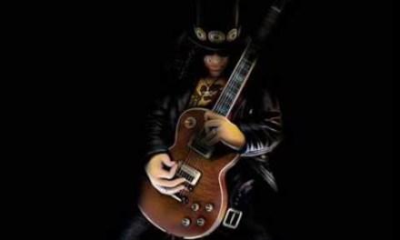 Slash-Anastasia Guitar Backing Track With Vocals