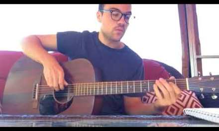Blues in A Lesson – Rythm Guitar