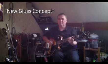 New blues concept