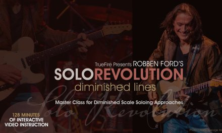 Robben Ford's Solo Revolution: Diminished Lines – Intro