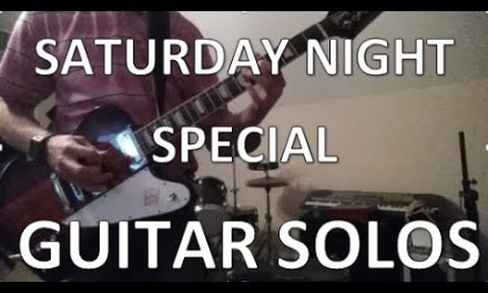 Saturday Night Special Lesson – Guitar Solos – Lynyrd Skynyrd – Nuthin' Fancy