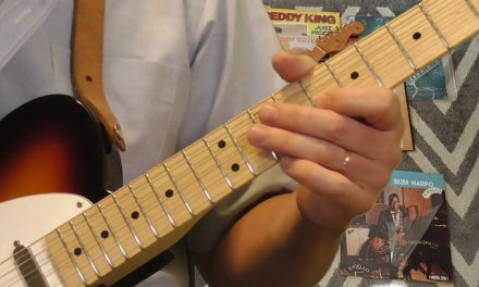 Buddy Guy Guitar Lesson   First Time I Met The Blues End Tag