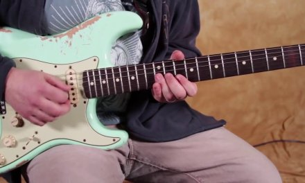Buddy Guy Blues Lick guitar lesson (How to Play)
