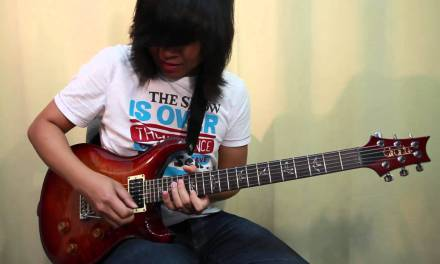"[Jack Thammarat] ""The Loner"" – A Tribute To Gary Moore"