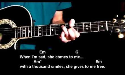 How to play Little Wing by Jimi Hendrix (Chords & Lyrics Included)
