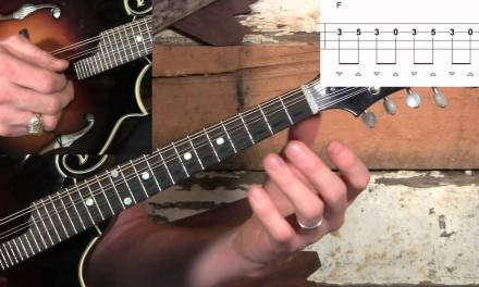 East Tennessee Blues Mandolin Lesson
