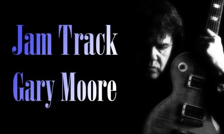 Gary Moore – One Day (Backing Track)