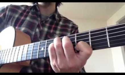 How to play Nuages by Django Reinhardt.