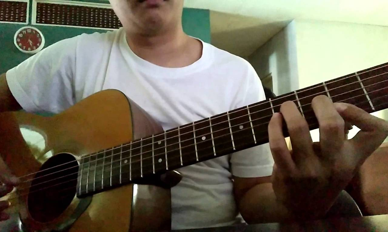 Pusong Ligaw Guitar Intro The Glog