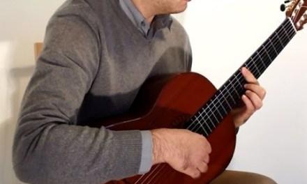 Morning Mood – Edvard Grieg – Solo Classical Guitar Cover