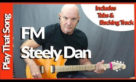 FM By Steely Dan Guitar Lesson
