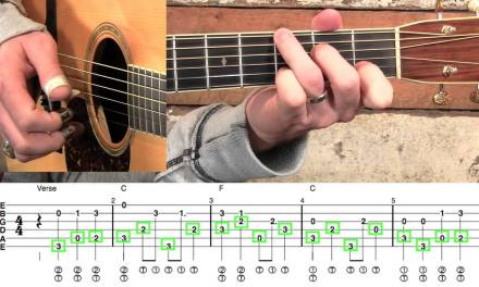 FIngerstyle Gospel Guitar- In the Sweet By-and-By