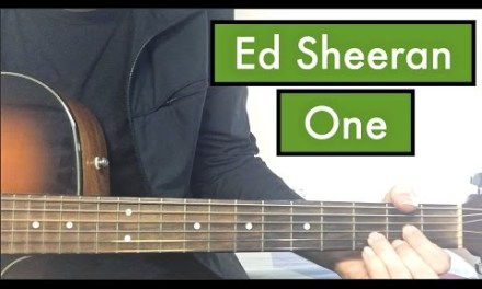 Ed Sheeran – One | Guitar Lesson (Standard Tuning)