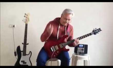 Guitar Solo. Digital Processor. Guitar repair.