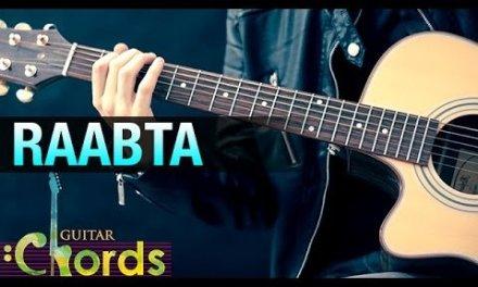 RAABTA Song – Guitar For Beginners | Easy Acoustic Guitar Lessons | Online Music Tutorial