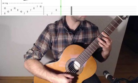 Tutorial: Zelda's Lullaby – The Legend of Zelda: Ocarina of Time on Guitar