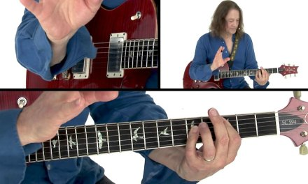 Robben Ford Guitar Lesson – Altered Five & Home Demo – Solo Revolution: Diminished Lines