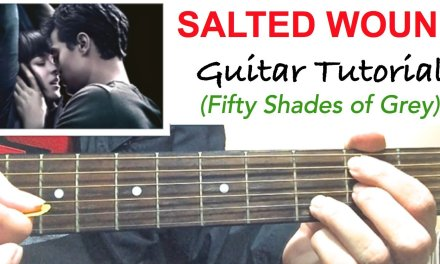 """SALTED WOUND"" – SIA 