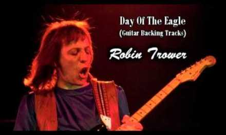 Robin Trower – Day Of The Eagle (Backing Track)
