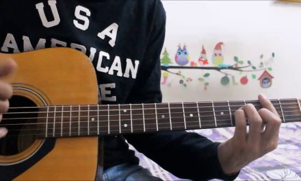 TU Jaane NA unplugged + Few more songs – Guitar Cover lesson chords easy hindi