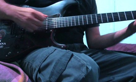 Dave Slave Guitar Tutorial (Unplugged) –  Part 1