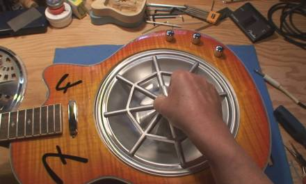 Fender Roosevelt Resonator Guitar Part 1