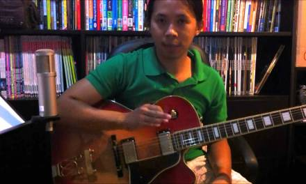 "Jazz Guitar Lesson – George Benson Styles in ""Breezin"""
