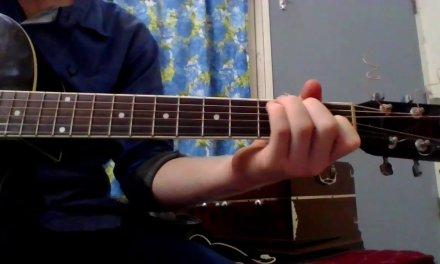 Guitar Beginner lesson Part 2
