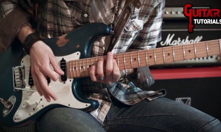 Lenny (Stevie Ray Vaughan) – Guitar Solo Part 3 – Guitar Lesson with Paul Audia