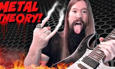 Master Metal Guitar! Neoclassical Music Theory