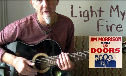 Light My Fire (The Doors): easy guitar lesson