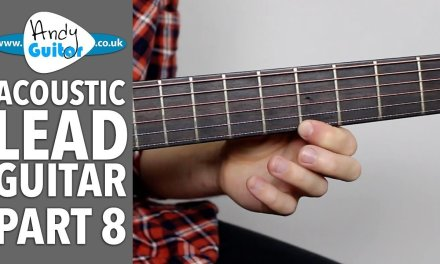 How To Play The Major Pentatonic Scale – Lead Guitar Lesson #9