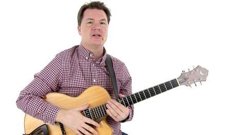 [JAZZ GUITAR MUSIC] Walking Bass Jazz Guitar Lesson – Substitution Blues: Overview – Sean McGowan