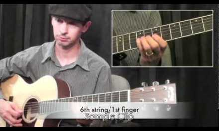 How To Play Guitar – Learn The Major Scales