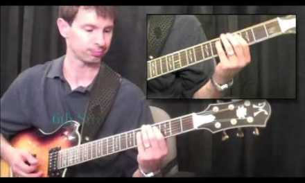 How To Play Guitar – Country Guitar Lesson – Minor Pentatonic