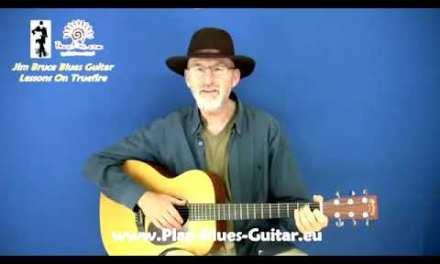 Acoustic Blues Techniques – Scrapper Blackwell – Guitar Lesson