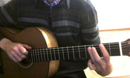 Empty Spaces – Classical Guitar Cover
