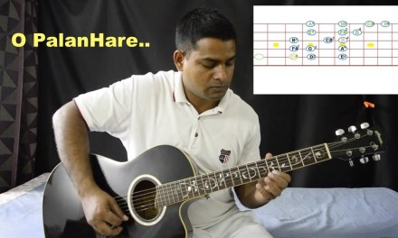 O PalanHare _ Lead & Chords Guitar Lesson