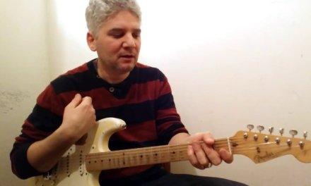 How to play a killer Texas Shuffle – Blues guitar Lesson