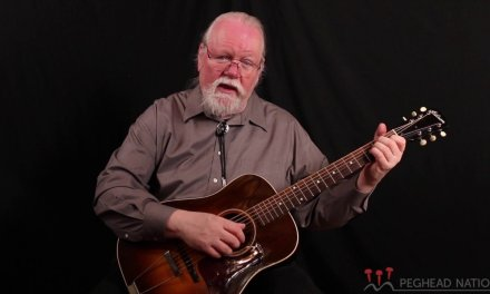 """Heavy Time"" Lesson, from Fingerstyle Blues Guitar with Orville Johnson"