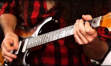 Suonare da soli – Rock/Blues guitar lesson by Vincenzo Grieco