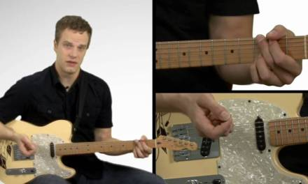 Contemporary Worship Common Chord Voicings – Guitar Lesson