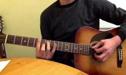 Blues comping: rhythm playing embellishments guitar lesson
