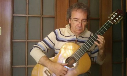 Making Love Out of Nothing at All (Classical Guitar Arrangement by Giuseppe Torrisi)