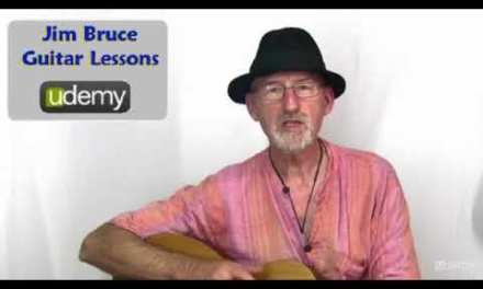 Acoustic Guitar Lessons : Blues Guitar For Beginners – Course Introduction