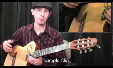 Right Hand Technique For Learning Classical Guitar | Elmore Music