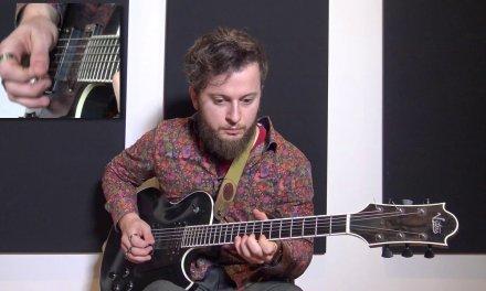 Armen Movsesyan – Spain (Jazz Guitar Lesson Excerpt)