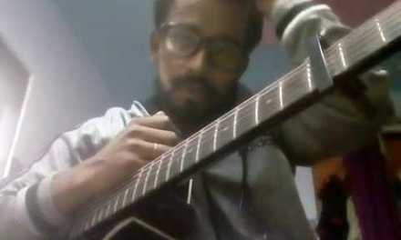 Guitar lesson in Hindi    Piya Lagena    Tere Bina    Heropanti   