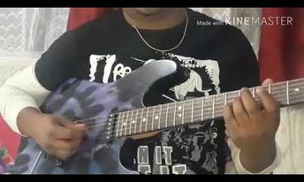 How To Play – D Major Scale Guitar Lesson For Beginners/ Hindi#2 Lesson