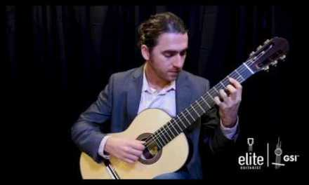 Prelude from Bach Cello Suite No. 1  – EliteGuitarist.com Performance Preview